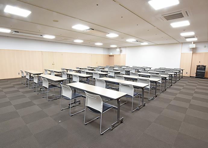 大会議室画像